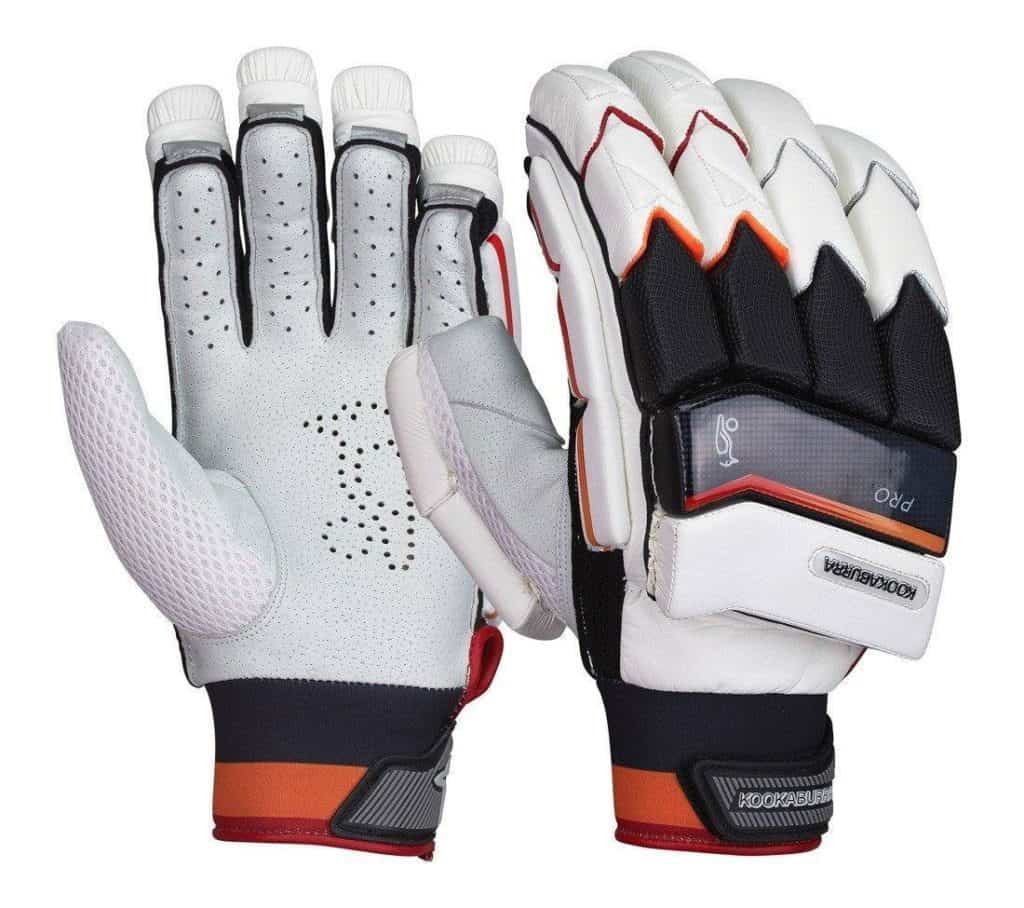 A Pair of Right Handed Kookaburra Batting Gloves
