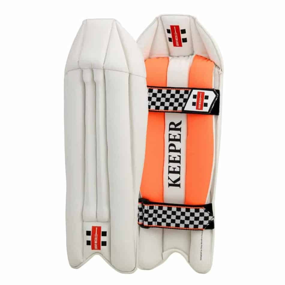 A Pair Of Gray Nicolls Wicket Keeping Pads