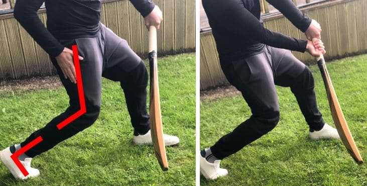 Photo Showing Power L's while batting